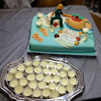 Retired Obstetrics Neonatal Nurse Cake Postpartum/ neonatal obsession is to encourage breastfeeding for the new moms. It's a major part of the nurse's...
