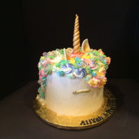 Unicorn Cake Loved making this cake.