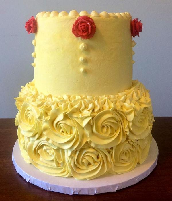 Bell Cake Decorating Photos