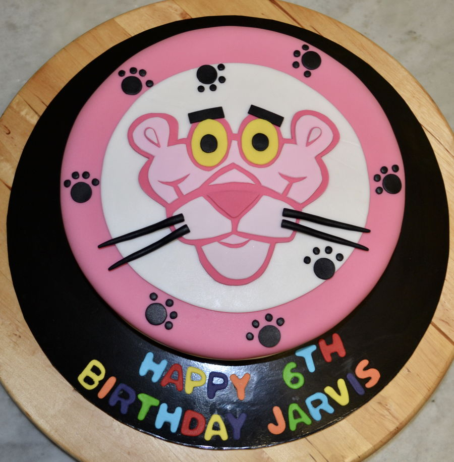 Pink Panther Cakecentral
