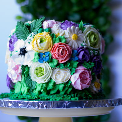 Buttercream Floral