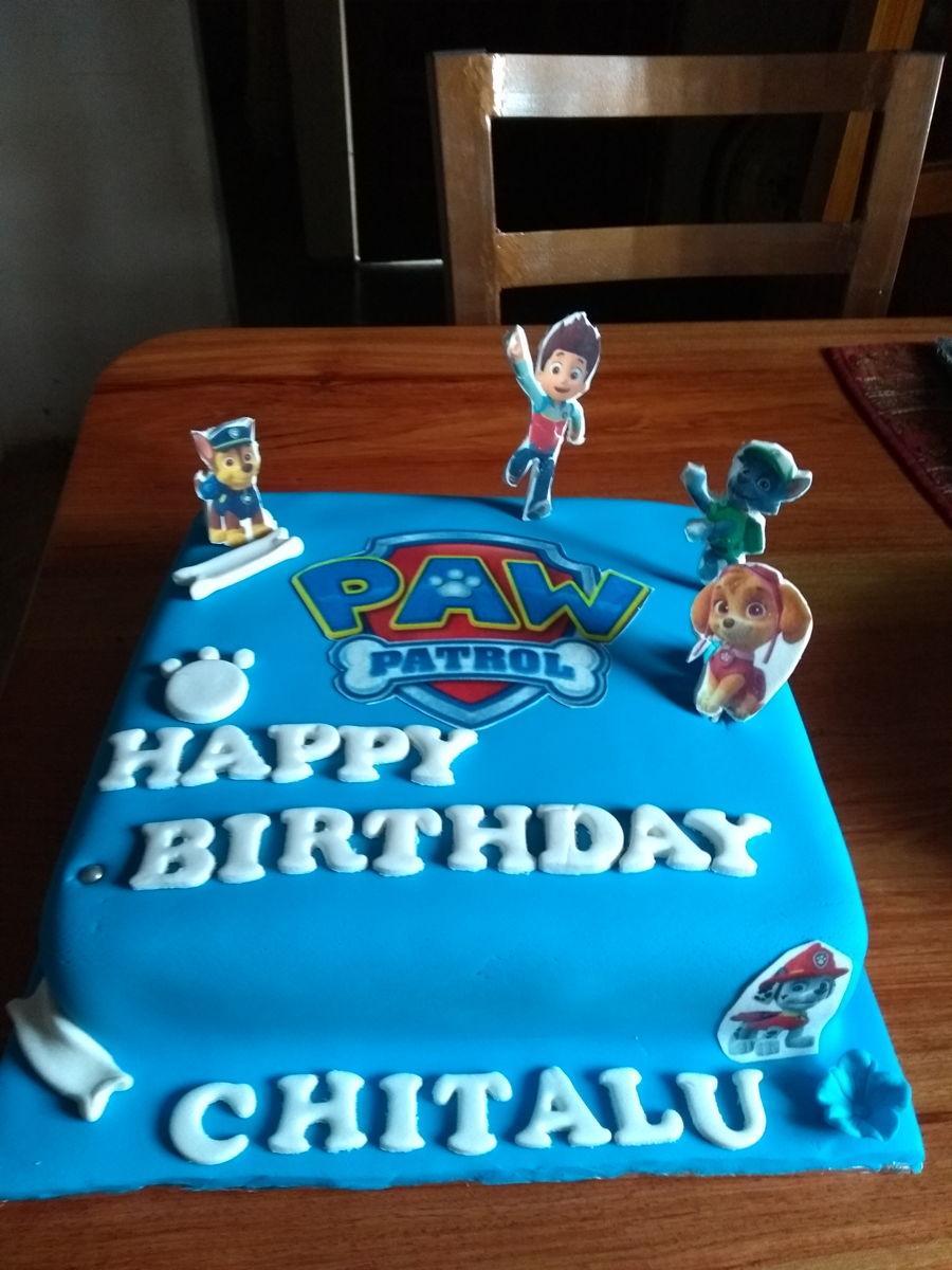 Phenomenal Birthday Cake Boys Cakecentral Com Personalised Birthday Cards Petedlily Jamesorg