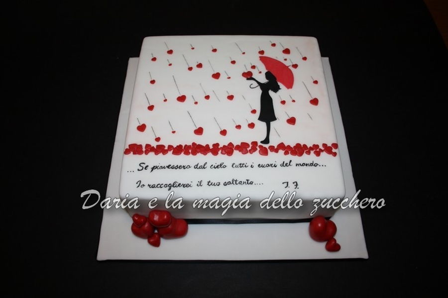 Cake Song Tiziano Ferro on Cake Central