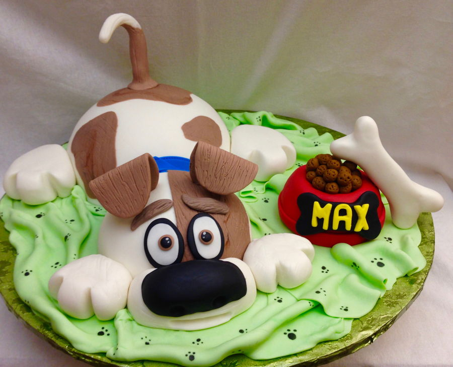 The Secret Life Of Pets on Cake Central