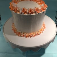 Orange Dream Cake Orange Dream Cake
