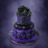 Purple And Black Purple and Black