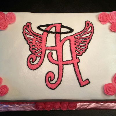 Ainsley's Angels Cake