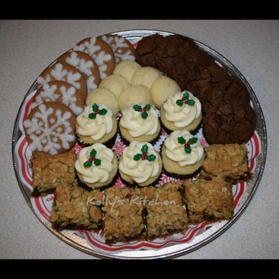 Christmas Sweets Trays