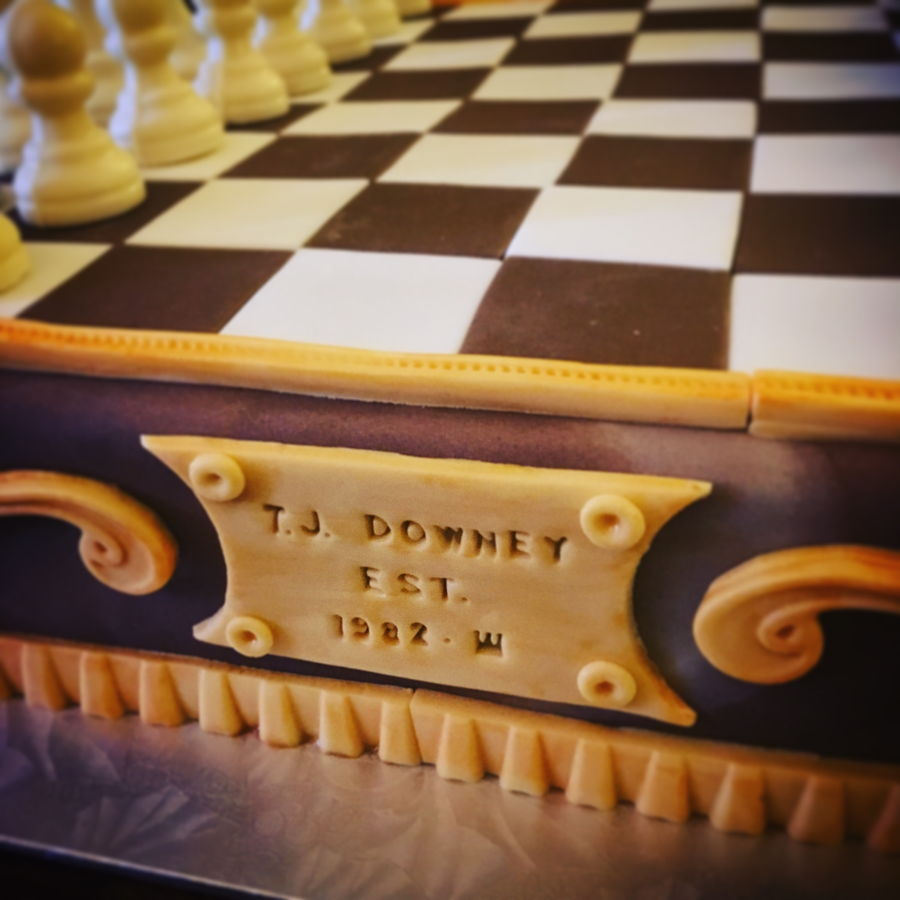 Chess Cake Cakecentral