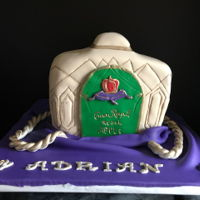 Crown Royal Regal Birthday Theme Cake Made this for my best friend for his 42nd birthday..Is on of his favorite drinks.