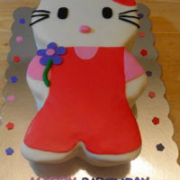 Hello Kitty Hello Kitty Birthday Cake
