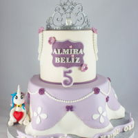 Princess Sophia & Unicorn Mashup For a sweet and adorable girl.She adores Rainbows, Unicorn and Princess Sofia. http://2cute2biteme.com/prenses-sofia/