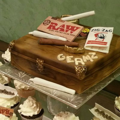 Cake A Joint