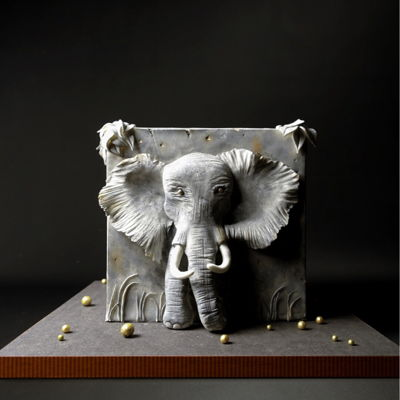 Petrified Elephant