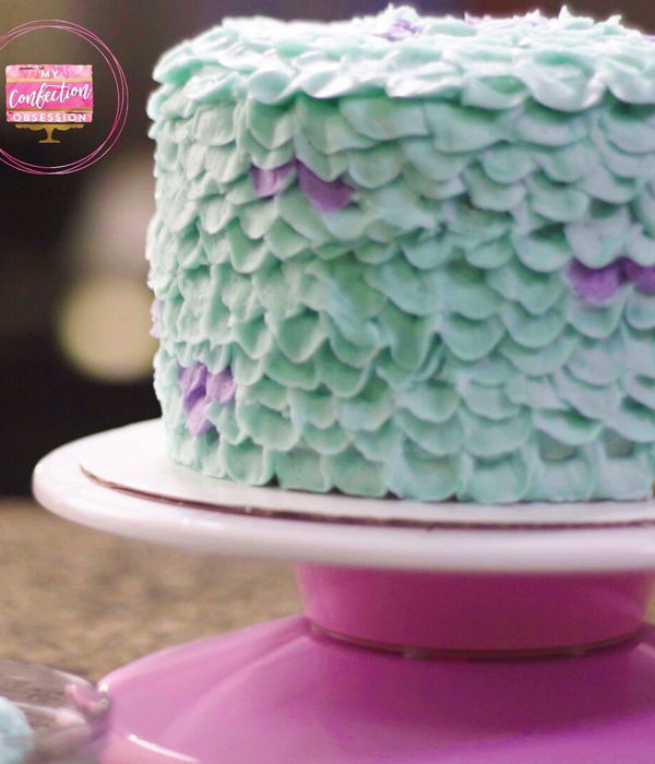 Dreamy Mermaid Cake