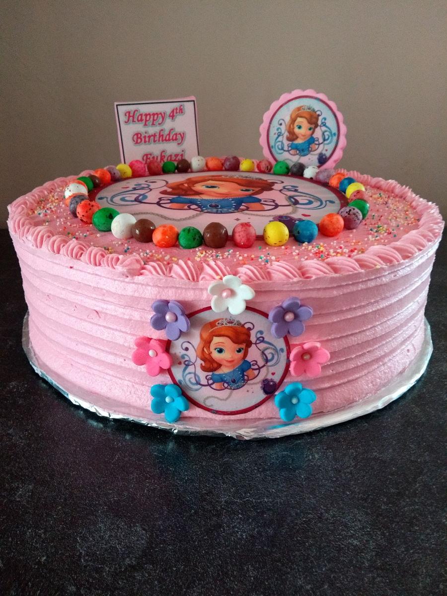 Birthday Cake Girl Cakecentral Com
