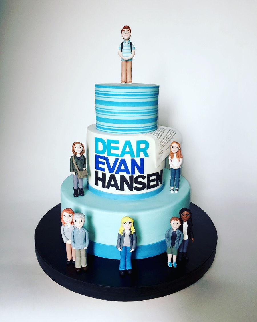 Evan S Birthday Cake