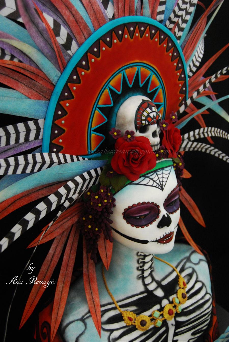Dia De Los Muertos - Ssb 2016 - CakeCentral.com