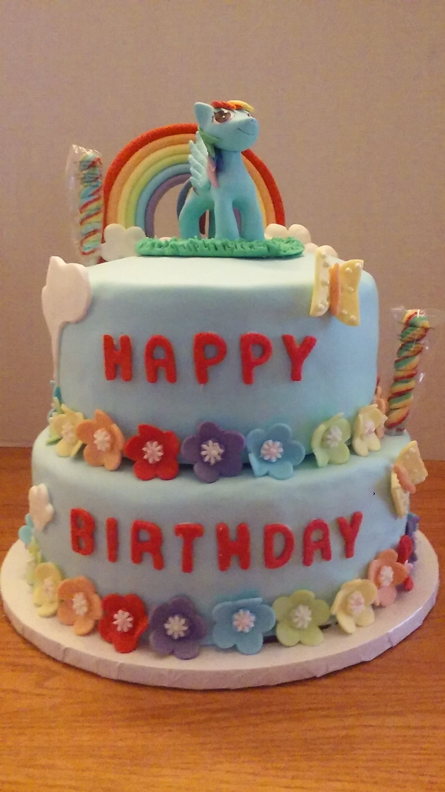 Her Little Pony on Cake Central