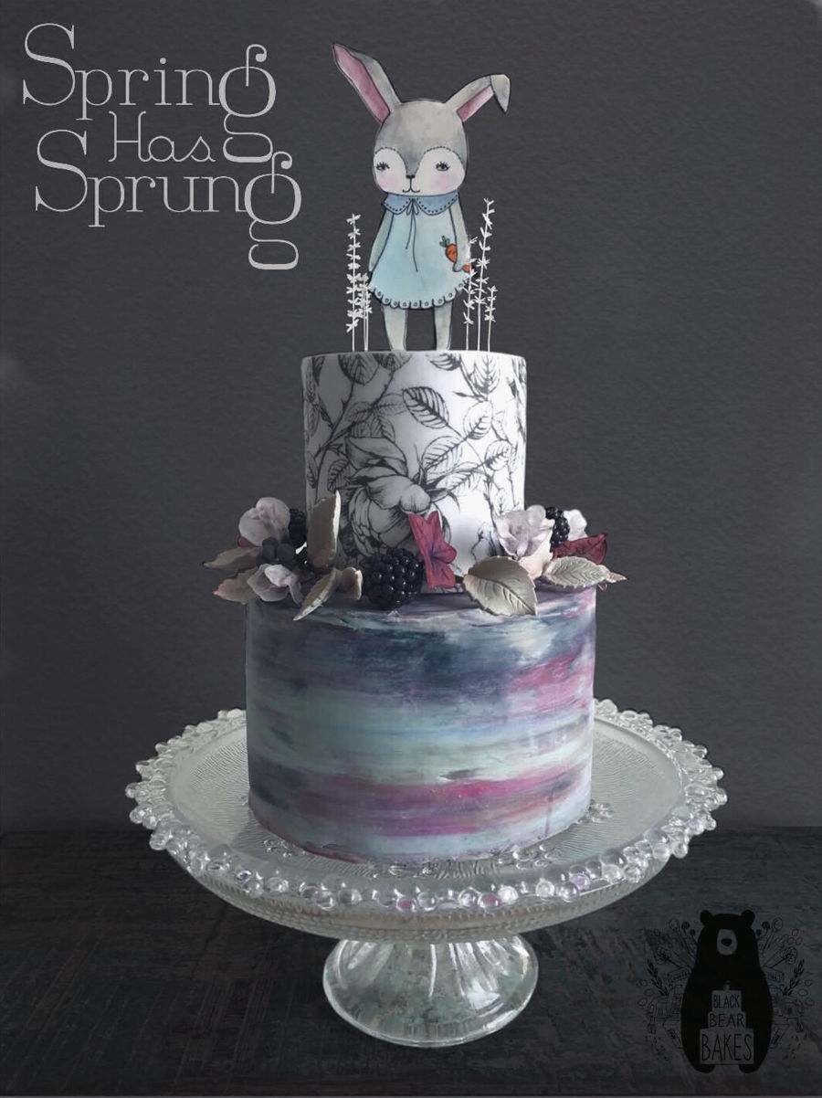 Is It Spring Yet? on Cake Central
