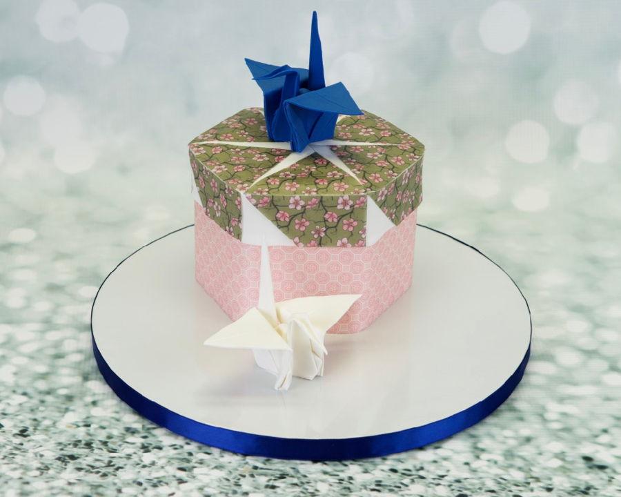 Origami Cake Cakecentral