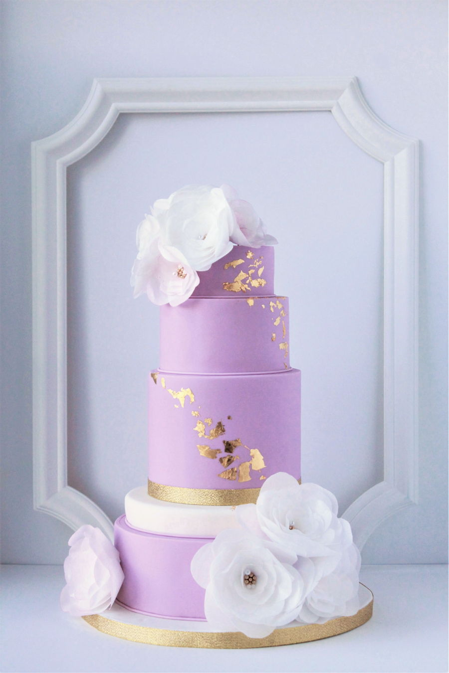 Wafer Paper Flowers Made Simple Cakecentral