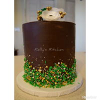 St. Patrick's Day Cake I used St. Patrick's Day as an excuse to try out a new cake recipe which I took to work. It was Baileys and Guinness cake. By the...