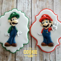 Super Mario Cookies For Little Connor Made these Super Mario Cookies for one of my grandkids – Connor. Connor lives in the USA and will be here in Portugal after 4,5...