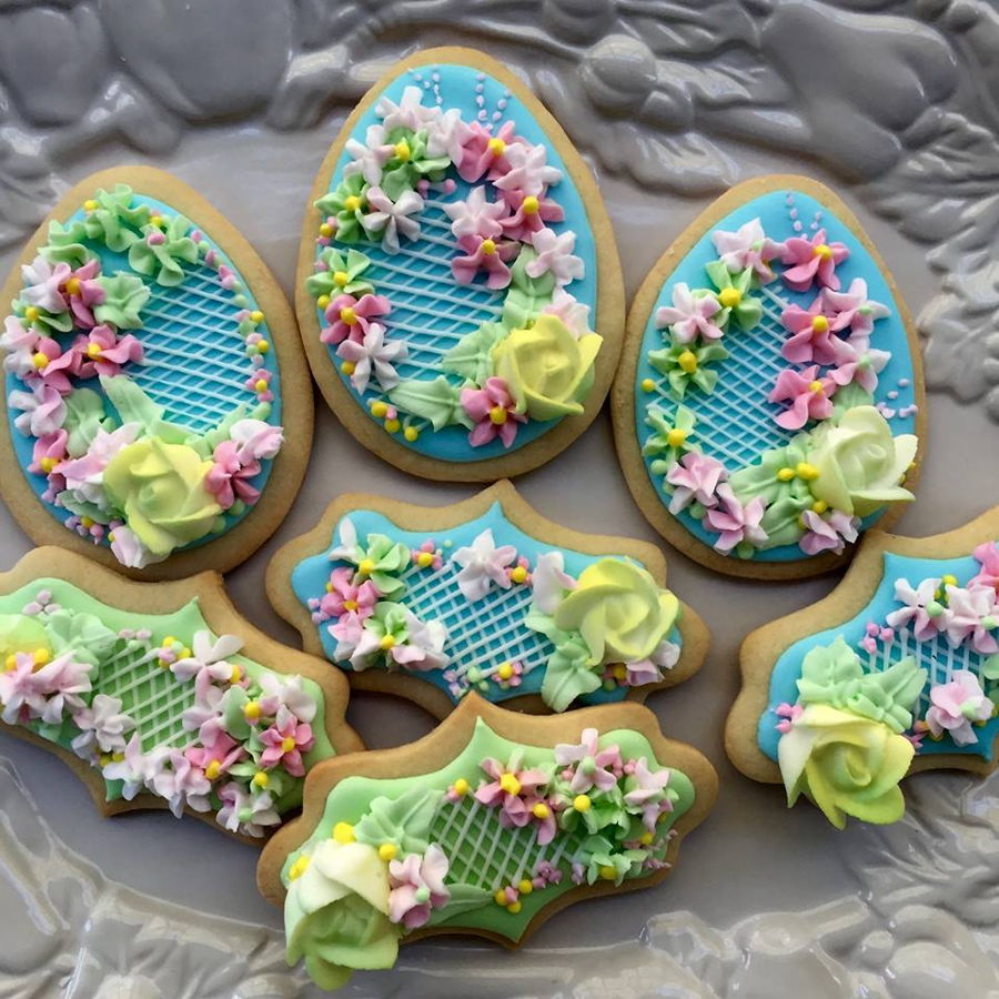 Easter Cookies on Cake Central