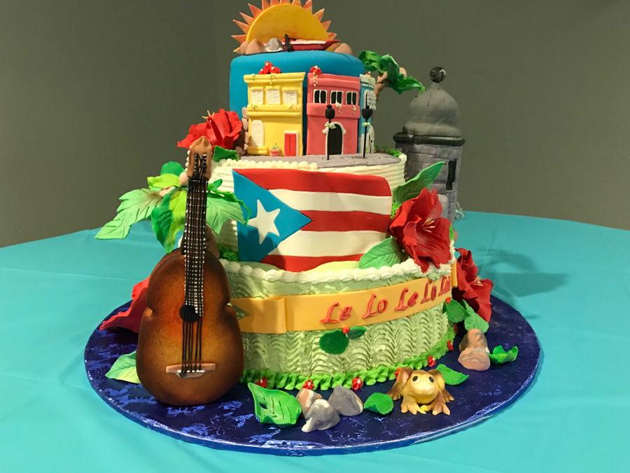 Puerto Rican Cake Recipe