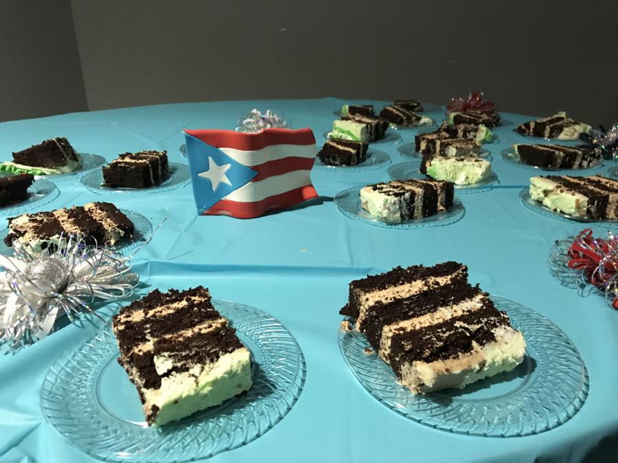 Puerto Rican Chocolate Cake
