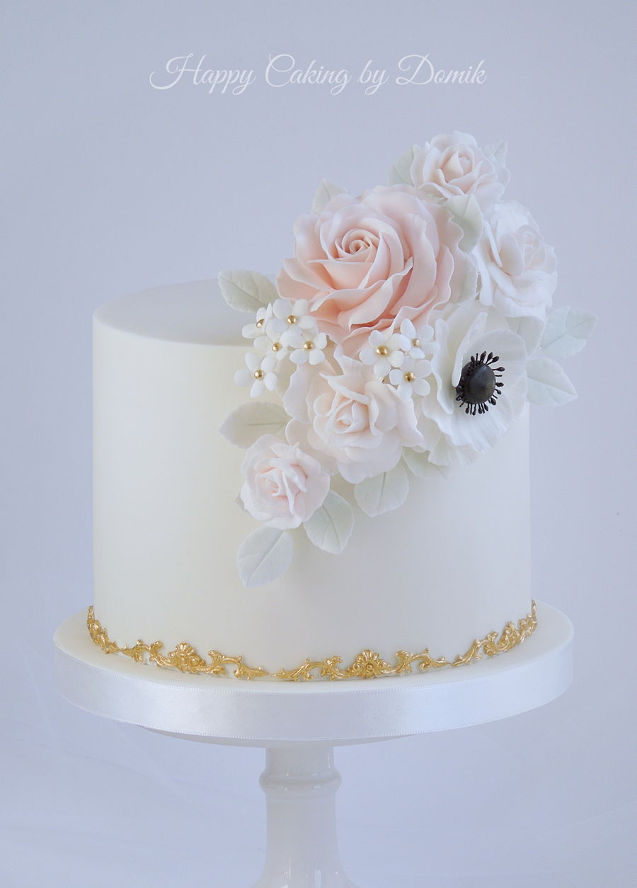 Fantastic Wedding Cake Marks And Spencers Model - Blue Wedding Color ...