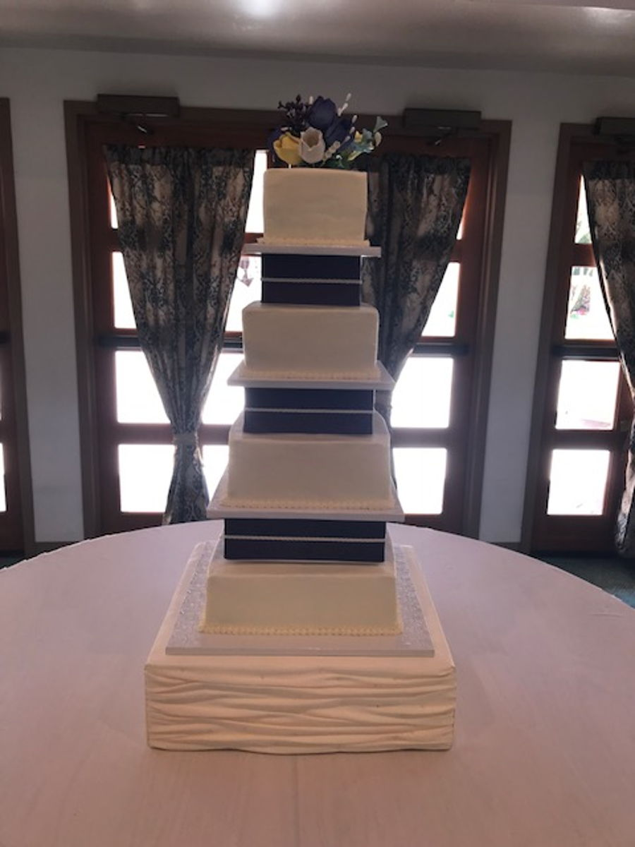 Vow Celebration Cake on Cake Central