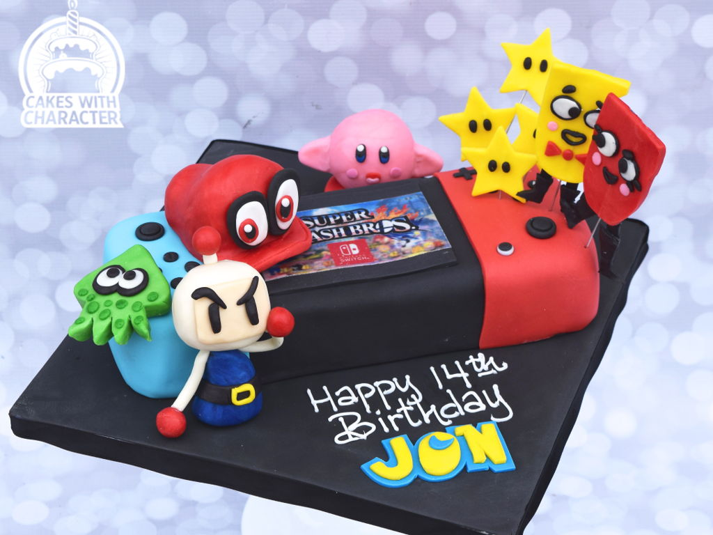 Nintendo Switch Cakecentral