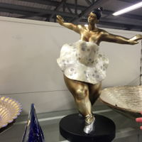 A Female Dancer Statue I saw this beautiful female dancer statue in 2016 and fell in love. So I tooks pics from all sides and finally am now busy working on a...