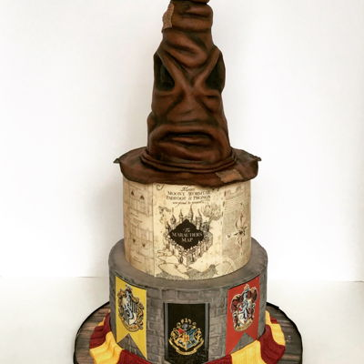 Another Harry Potter Cake