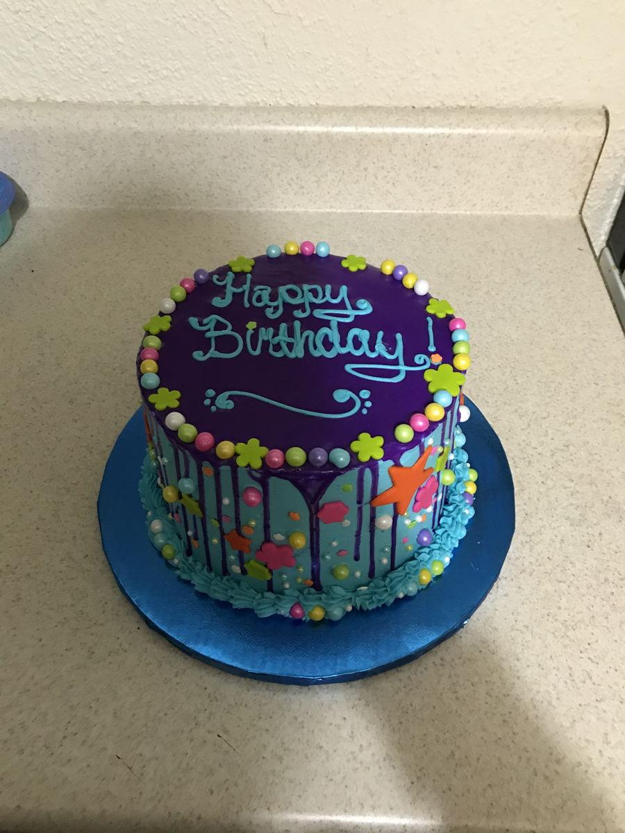 Boraxfree Easy Birthday Cake Slime Recipe For Kids