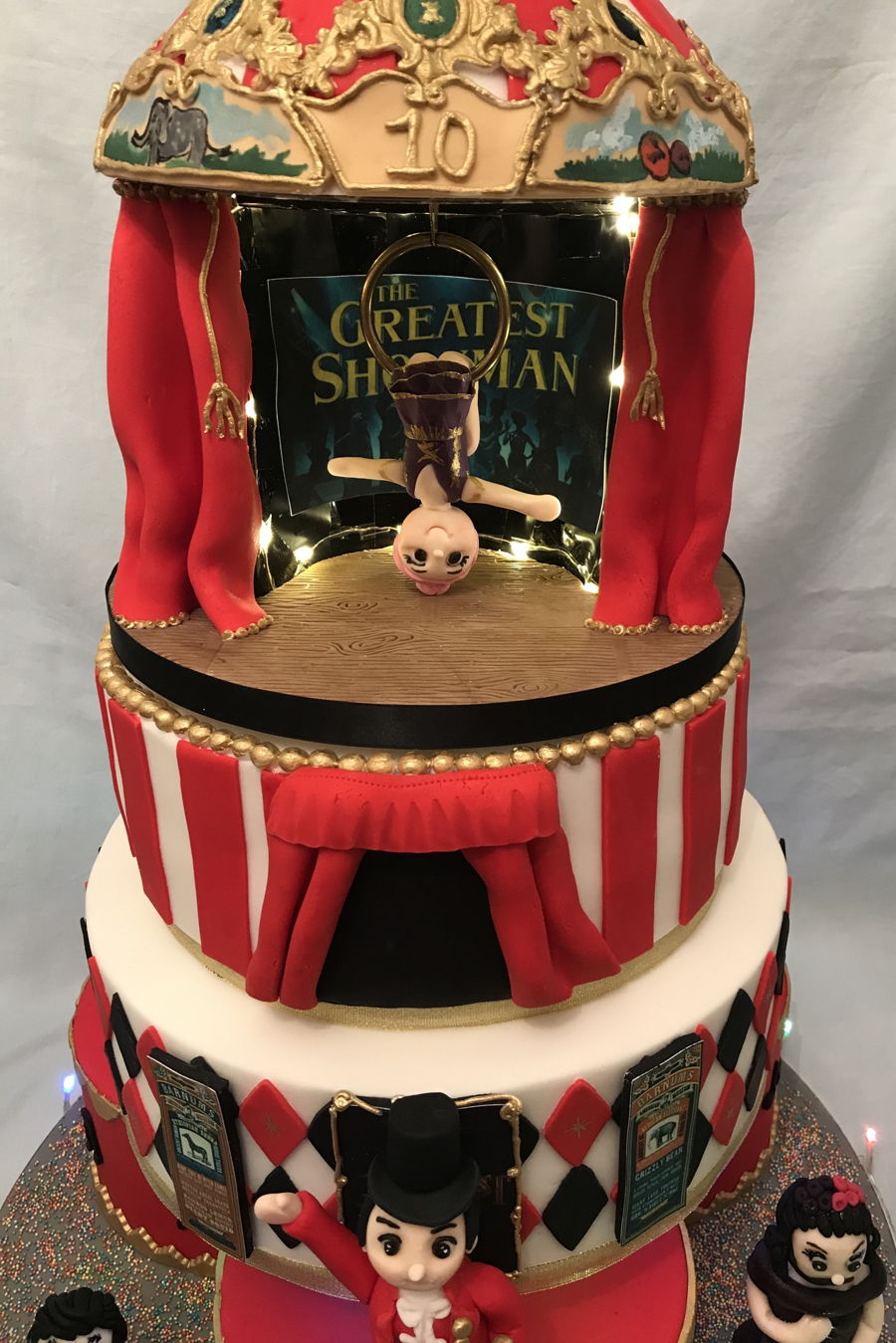 The Greatest Show Cakecentral Com