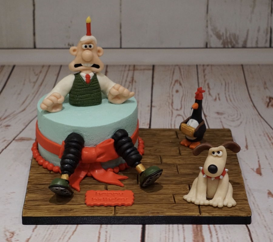 Wallace & Gromit Cake on Cake Central
