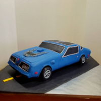 My Husband's 50Th Birthday My husband turned 50 this year! So, to make it a special day, I created a cake replica of the car he had when we first met over 26 years...