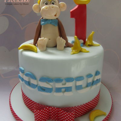 Cheeky Little Monkey Cake