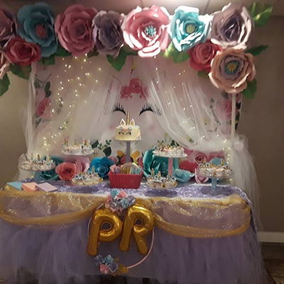 Unicorn Baby Shower - Parker Rose