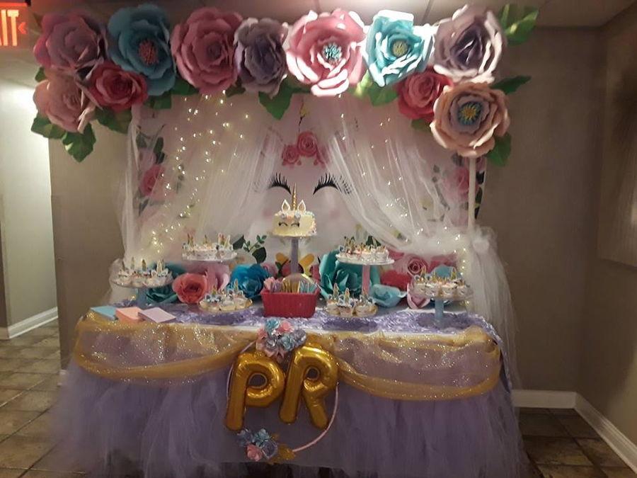 Unicorn Baby Shower Parker Rose Cakecentral Com