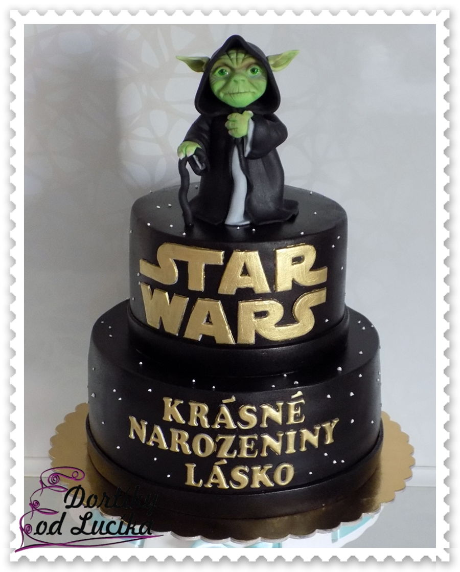 Cake Star Wars on Cake Central