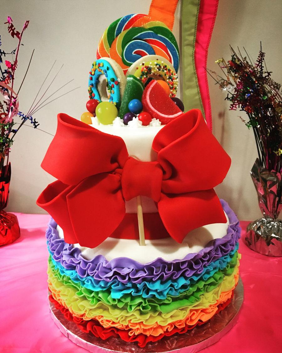 Jojo Siwa Cake Cakecentral Com