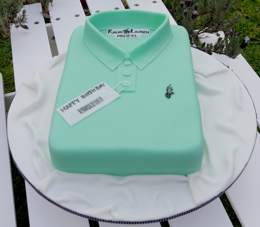 Polo Shirt Cake on Cake Central