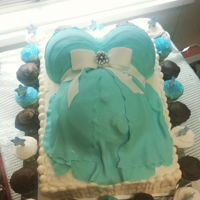 Babyshower A cake for my daughter!!!