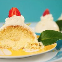 Delizie Al Limone This delightful lemon dessert is from Amalfi coastline in Italy. We were lucky enough to try it on a recent holiday and so, of course, I...