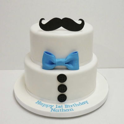 Little Gentleman Cake