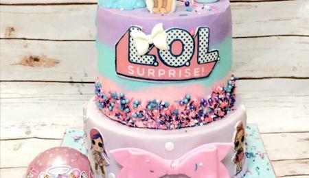 Surprise Cake Photos